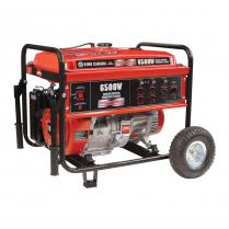 GENERATOR GAS 120/240VAC 20/30A 6500W