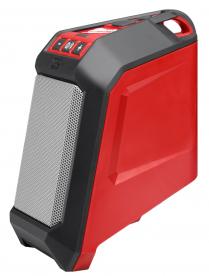 SPEAKER JOBSITE CORDLESS 12VDC LCD PREM