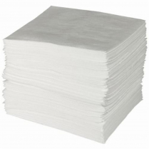 PAD ABSORBENT 1-PLY 19IN 15IN 23.2GAL