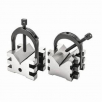 CLAMP AND V-BLK 4 2INDIA RND