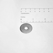 WASHER- 1/4 ID FENDER STNLS