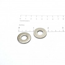 WASHER- 5/16 FLAT STNLS
