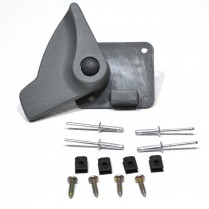 KIT- PLASTIC DOOR LATCH
