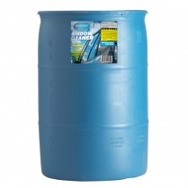 CLEANER- WINDOW CONC 55 GAL