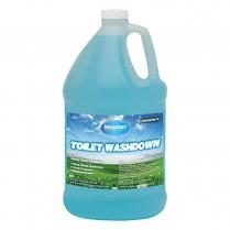 TOILET W/DOWN- CONC BGUM 1 GAL