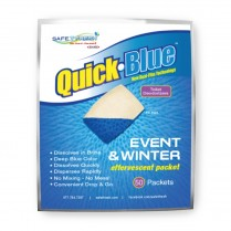BAG- QK BLUE BGUM WE 50ea