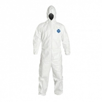 Hooded Safety Protection Suit
