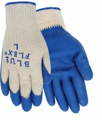 Gloves - Blue Flex A377