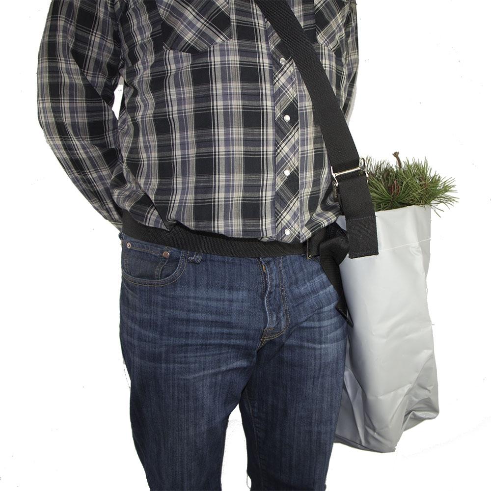 Single bag w/ shoulder strap