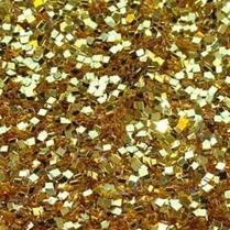Gold Glitter - 10lb Bag