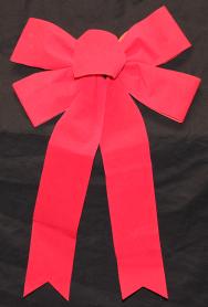 Wreath Bow - 4 Loops