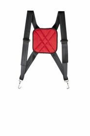 Seatbelt Webbing Harness w/ padded patch