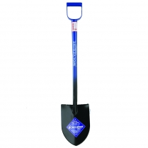 "#2 Round Point Shovel, 30"" Handle, SD600"