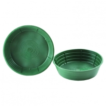 Water Bowl - 1 Gallon Nail-On 50/Case