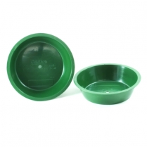Water Bowl - 1 Qt With Hole 50/Case