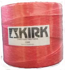 Twine-1500'/lb, 8 rls/cs - RED