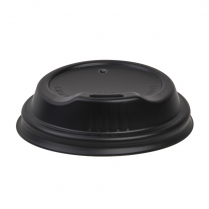 4oz Hot Cup Lid Black