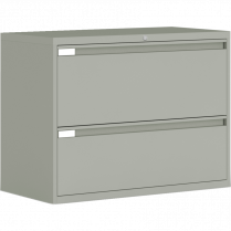 2 DRAWER LATERAL FILE ECONOMY