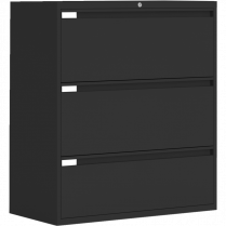 3 DRAWER LATERAL FILE ECONOMY