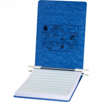 DATA BINDER 8.5x11 PRESSBOARD BLUE