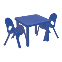 PRESCHOOL TABLE & CHAIRS SET AB715202PB L0115-02