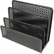 METAL LETTER SORTER - BLACK J. URBAN COLLECTION