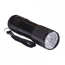 MINI LED FLASHLIGHT w/ STRAP AURORA TOOLS