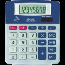 CALCULATOR AUREX DESK 8DIG WHITE EDC4300 EDC4710