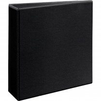 "BINDER VIEW DURABLE 3"" BLACK"