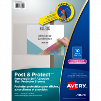 DISPLAY PROTECTOR S/A REMOVE 10/PACK