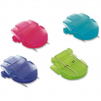 PANEL WALL CLIP ASSORTED 20/PACK