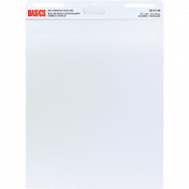 "SELF-ADHESIVE EASEL PADS 4/PACKG BASICS PLAIN 25x30"""