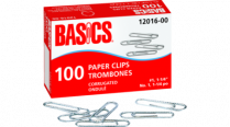 PAPER CLIPS 1 BASICS 100/BOX