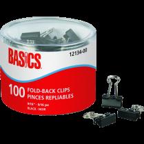 FOLDBACK CLIPS BASICS 9/16 100