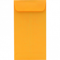COIN ENVELOPE 3-1/2x6-1/8 KRAFT 500/B 17074-00 CO575