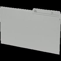 FILE FOLDER LEGAL 100/BOX GREY 24007-05
