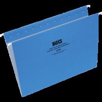 HANGING FOLDER LETTER BLUE 25/BOX 24105-02 91803