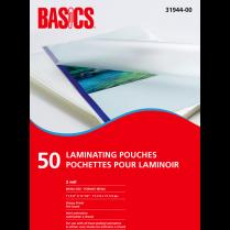 LAM POUCH BASICS 3MIL MENU 11.5x17.5 50/PKG