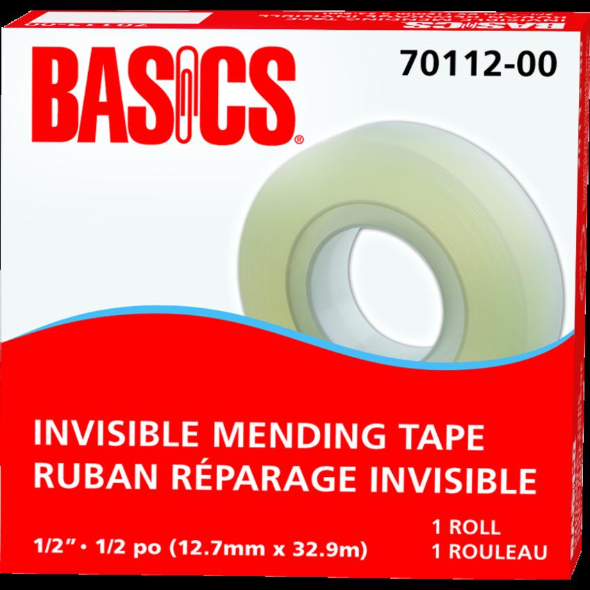 """TAPE BAS MENDING REFILL 1/2"""" BASICS 70112-00"""