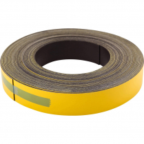 TAPE MAGNETIC LABEL 50 X1 YELLOW