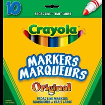 MARKERS BULLET ORIGINAL 10/PACK