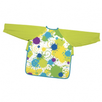 CRAYOLA ART SMOCK WITH SLEEVES 66-3609 L0203-00