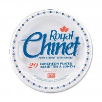 PLATES ROYAL CHINET 8.75 40/PACK