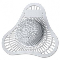 URINAL SCREEN PARA WHITE 12/BOX