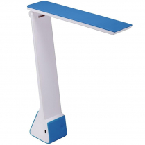 KONNECT BATTERY DESK LAMP BLUE