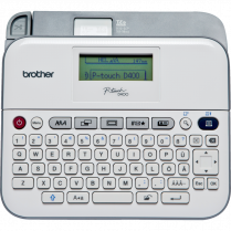 P-TOUCH PTD400AD LABEL PRINTER BROTHER