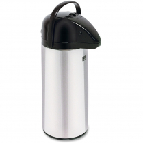 BUNN PUSH BUTTON AIRPOT 2.2L CHROME