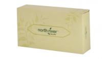 ECO-FRIENDLY TISSUE 100SH/BOX NORTH RIVER / CASCADES PRO
