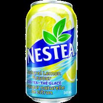 LEMON ICED TEA 341ml 12/CASE NESTEA