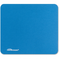 MOUSE PAD ECONOMY BLUE